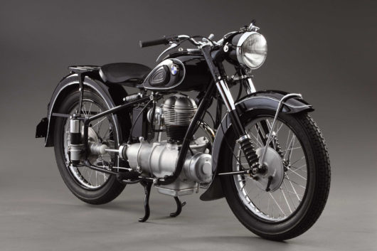 A Quick History of Motorcycles