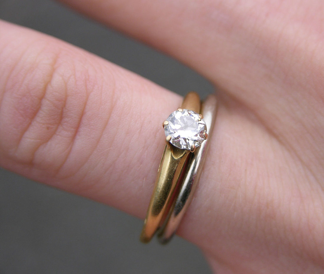 Have You Waited Long Enough for an Engagement Ring? - Lives On