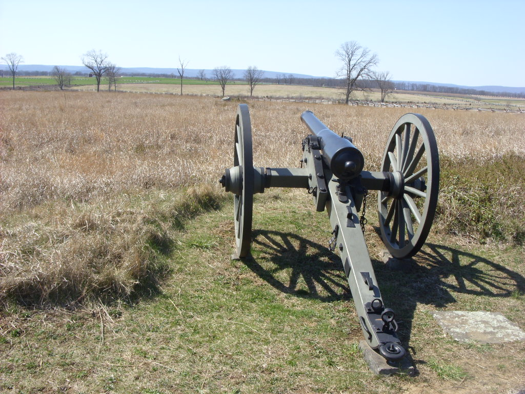 Gettysburg is one of many Historic Battle Sites worth visiting