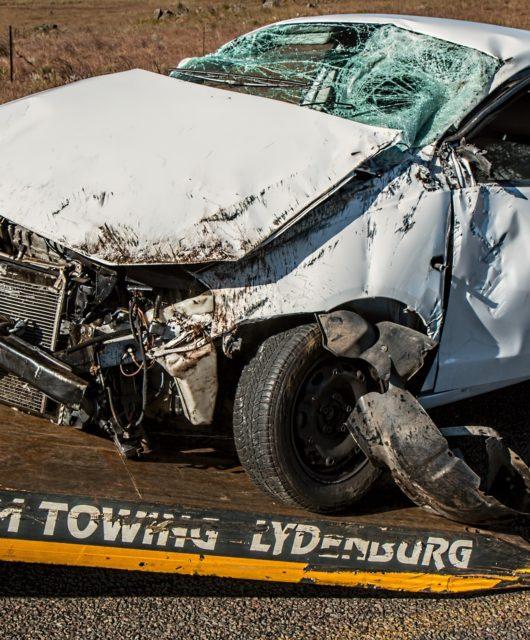 Economic Impact of a Car Accident