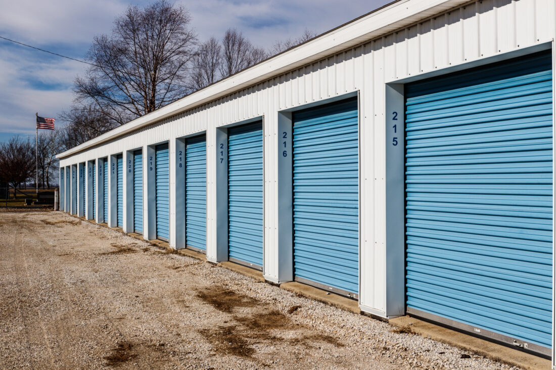 how much does it cost to buy a storage facility